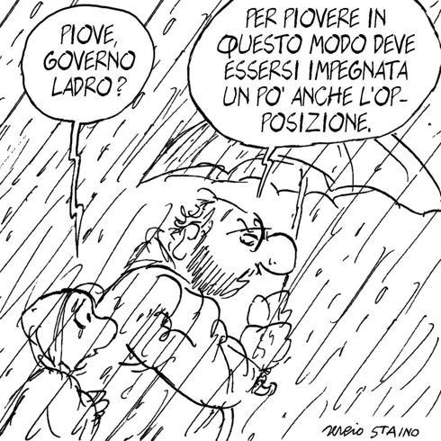 2008, sul Corriere della Sera