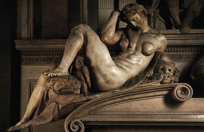 Lo studioso palermitano ipotizza si tratti di un uomo con mammelle fasulle