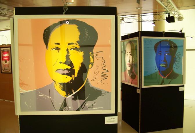 Ecco alcune delle 80 opere in mostra al Palazzo di Vetro