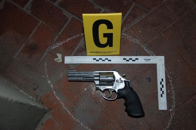L'arma del killer