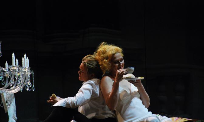 Angela Denoke sarà la protagonista del Rosenkavalier di Richard Strauss (libretto di Hugo von Hofmannsthal) che inaugurerà venerdì prossimo la 75esima edizione del Maggio Musicale Fiorentino (Foto Carlotta Nucci)