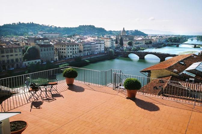 Panorami In Terrazza Corrierefiorentino