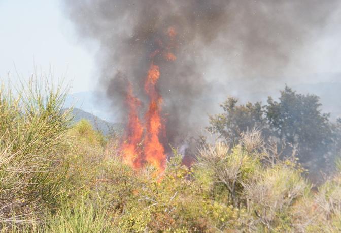 L 39 incendio a bagno a ripoli corrierefiorentino - Case di san romolo bagno a ripoli ...