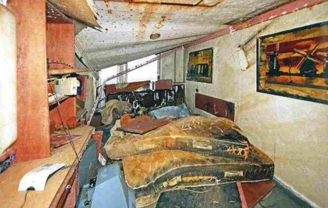 La costa concordia com 39 oggi corrierefiorentino for Animali domestici della cabina di nashville