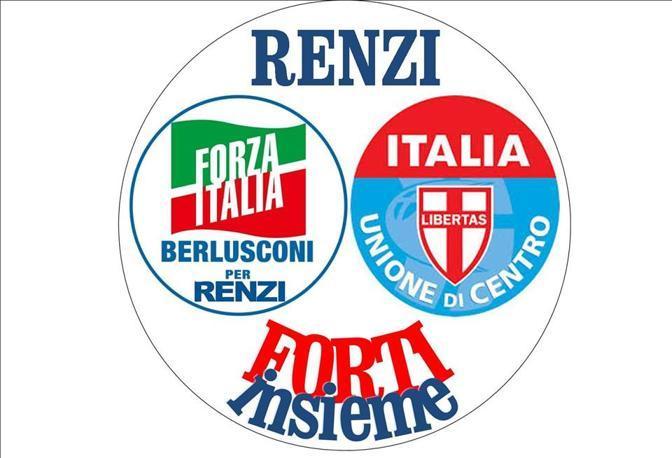FIGLINE VALDARNO -  Renzi si candida con Berlusconi. E i manifesti oltre che in tutta la cittadina di Figline Valdarno, fanno il giro della Rete. Ma il Renzi candidato non è ovviamente  il premier, bensì Roberto Renzi, già consigliere comunale azzurro a Figline e ora pronto a lanciarsi nella candidatura a sindaco. La frase scelta sul simbolo? «Berlusconi per Renzi». Sulla sua pagina Facebook, Roberto Renzi scrive anche che «la vita è come una foto, se sorridi viene meglio». Ed effettivamente un sorriso scappa, eccome... Roberto Renzi così ha spiegato la decisione di candidarsi: «Ho accettato molto volentieri. Dopo nove anni di consiglio comunale, ritengo di essere pronto per questa nuova avventura.  E' un lungo viaggio, denso di problemi, ma vista la maturità espressa dalla nuova comunità con l'accantonamento dei campanilismi, e la realizzazione del comune unico, sarà senz'altro un onore e non un onere partecipare alla storia fondativa per la nuova comunità, sarà un periodo ricco di investimento tutti rivolti verso il futuro, oggi puntiamo al ballottaggio, e lo facciamo con un nuovo simbolo che vi presento e col quale chiederemo il vostro appoggio il 25 maggio». Data delle elezioni amministrative ma anche delle Europee...