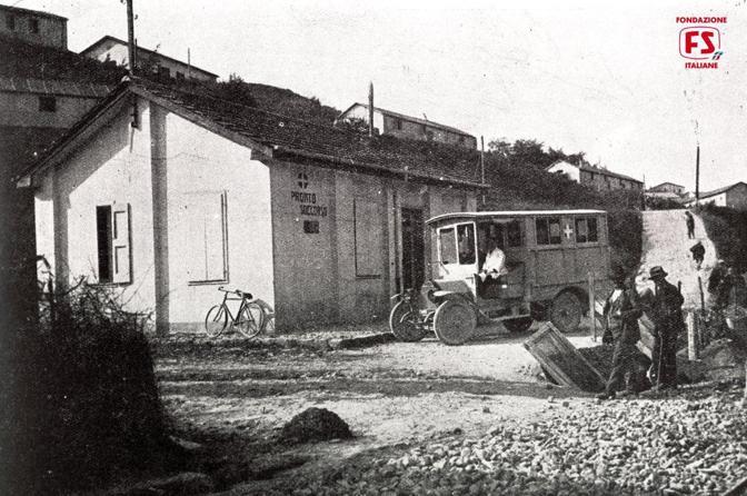 Fondazione FS Italiane - Archivio Storico