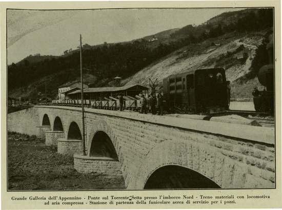 Da quel giorno la Direttissima è sempre stata parte del più importante asse ferroviario Nord-Sud del Paese