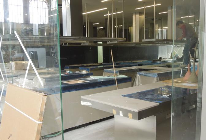 Dentro il nuovo mercato che apre il 23 corrierefiorentino for Come costruire un mazzo del secondo piano
