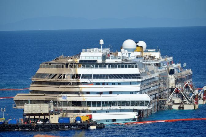Il 30 giugno 2014 il Consiglio dei ministri della Repubblica Italiana ha annunciato che il relitto della nave dovrà essere demolito nel porto di Genova.