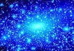 La materia (senza luce) - La foto mostra il risultato finale di una simulazione numerica su come possa essere distribuita la materia oscura negli ammassi di galassie. Le osservazioni indicano che l'85% della materia nell'Universo è oscura e cioè di natura diversa da quella che conosciamo sulla Terra. Questa materia non emette luce e pertanto non ne esitono immagini. Se è effettivamente distribuita in maniera non uniforme in un ammasso, come in foto, le galassie si formeranno nelle regioni più dense. Piccole sotto strutture ospiteranno piccole galassie mentre il centro dell'ammasso ospiterà quella più grande. (Edvige Corbelli  Credits: A. Kravtsov) GUARDA LE IMMAGINI SUL SITO DELL'OSSERVATORIO DI ARCETRI