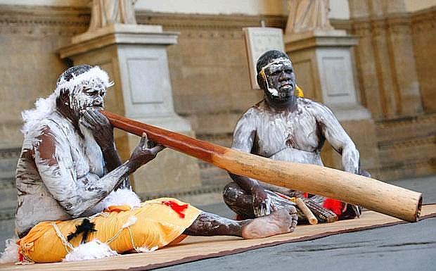 musica aborigena