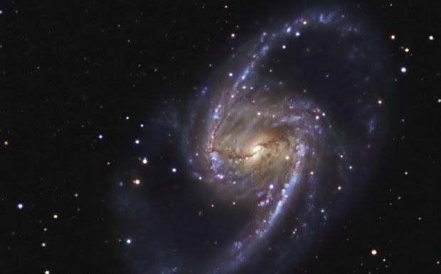 Galassie barrate foto del giorno corriere fiorentino for Foto galassie hd