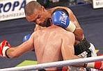 Bundu e la testata - Il match finisce in parità