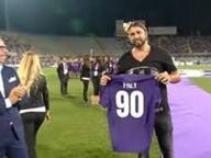 Fiorentina, le maglie dei big all'asta per il terremoto