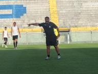 Pisa calcio, Gattuso in campo Allo stadio in cinquemila