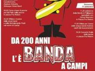 La Banda di Campi compie 200 anni e fa festa