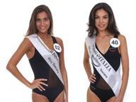 Rachele e Luciana, le ragazze toscane alla finale di Miss Italia