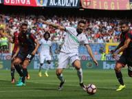 Il Marassi diventa un acquitrino: rinviata Genoa-Fiorentina
