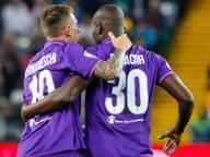 Fiorentina, un pari a Udine(ci pensano Baba & Berna)