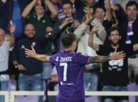 Fiorentina, «missione compiuta» Cinque gol agli azeri del Qarabag