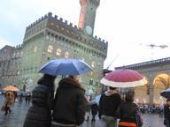 Maltempo, allerta in Toscana per temporali sulla regione