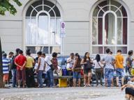 Bivacco piazza Indipendenza «Coi filippini accordo fallito»