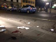 Piazza Indipendenza, sangue nella notte