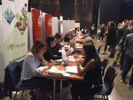 Firenze: in più di duemila all'Obihall per il Career Day