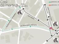 Settimana delle strade chiuse: rischio caos a Ponte alla Vittoria