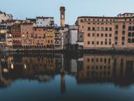 Il fiume e i suoi ponti Su Instagram c'è #ArnoGo