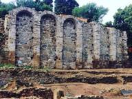 Populonia, al via i lavori di restauro del mosaico della domus