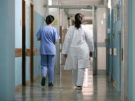 Pontedera, infermieri in protesta Blocco delle sale operatorie