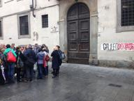 Firenze, occupato il liceo Galileo in via Martelli