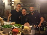 Ritorno...alla pappardella Michael J.Fox a Firenze