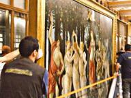 Uffizi: Botticelli cambia casa, in arrivo la nuova sala