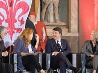 Firenze, Hitachi, Scuola Sant'Anna Tre tappe per il tour toscano di Renzi