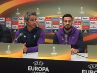 Europa, la Fiorentina a Liberec Sousa: «Per vincere serve osare»