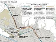 Firenze è nel tunnel, senza la stazione