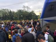 Guasto sulla linea Viareggio-Firenze Ritardi e treni soppressi