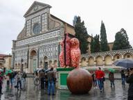 «Dubbi sull'arte contemporanea nelle piazze storiche di Firenze»