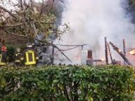 Lastra a Signa, un incendio uccide nove cuccioli di dobermann