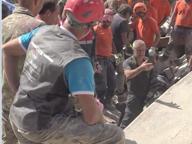 Terremoto, la testimonianza dei vigili del fuoco toscani ad Amatrice