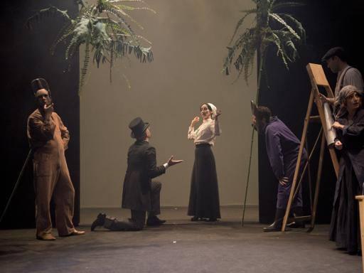 Massini e la diva di pirandello - Dive cinema muto ...
