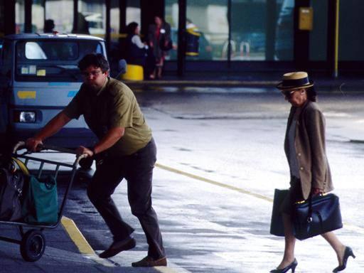 La valigia di Oriana