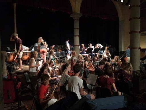L'Orchestra Odeon di Monaco, un concerto festoso al Teatro del Sale