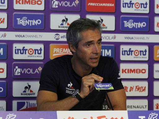 Sousa: «Mercato deciso da Corvino a me spetta far crescere i nuovi»