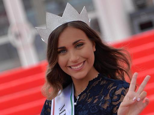 Rachele Miss Italia: Dedico il mio titolo alla Toscana