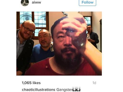 Ai Weiwei, selfie e provocazioni L'uomo dei gommoni in citt