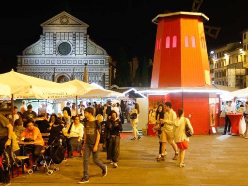 Mercatino davanti alla basilica Nardella ammette: abbiamo sbagliato