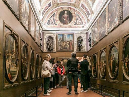 L'effetto traino di Inferno: 500 mila visitatori in più a Palazzo Vecchio